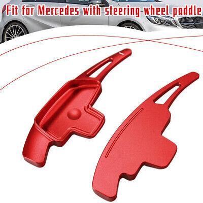 Rot Verschiebung Paddel Shifter Für Mercedes-Benz A B C E CLA CLS GLA GLC GLE S