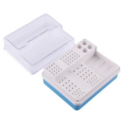 For Ra Fg Hp Carbidediamond Dental Autoclavable Endodontic Endo Box Organizer