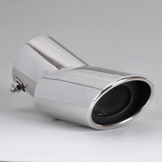 Stainless Steel Exhaust Tail Rear Muffler Pipe For Hyundai ix35 Tucson 2010-2014