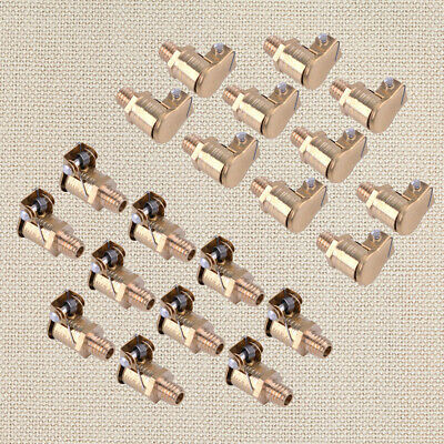 20pcs M6 X1mm Lot Brass Grease Oil Cup Oiler Spring Flip Cap For Hit Miss Engine