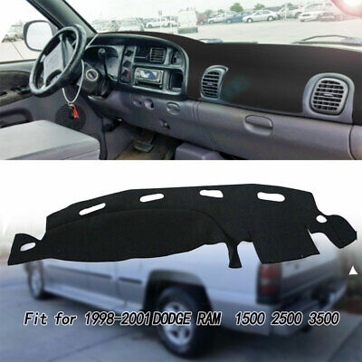 Car Dashboard Dash Pad No-Slip Sun Cover For DODGE RAM 1500 2500 3500 1998-2001 comprar usado  Enviando para Brazil