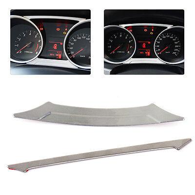Gauge Dashboard Panel Cover Trim Chrome Fit For Mitsubishi Outlander Sport RVR