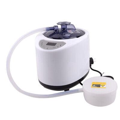 9-Gear 2.6L Home Sauna Spa Steamer Steam Generator For Portable Sauna Tent