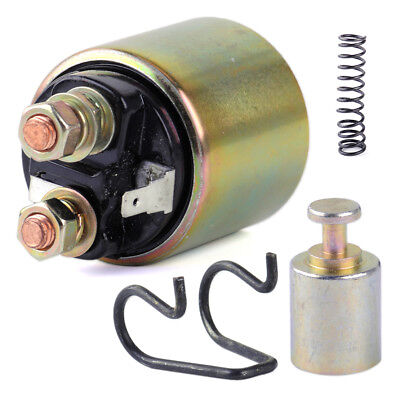 Solenoid Starter Relay Replace Fit For Kipor Kama KM186F 186F 12V Generator Part