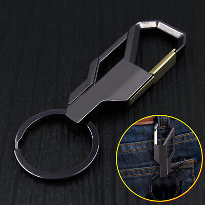 Alloy Metal Fashion Keyfob Car Keyring Keychain Key Chain Ring Accessory Gift for sale  Shipping to Canada