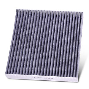 carbon fiber cabin air filter fits toyota camry corolla highlander 87139 50100. Black Bedroom Furniture Sets. Home Design Ideas
