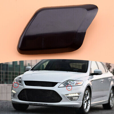 Left LH Headlamp Headlight Washer Jet Cover Cap fit for Ford Mondeo MK4 2007-10