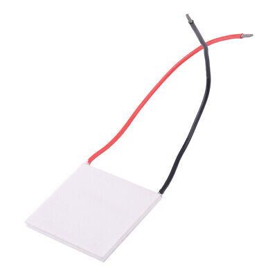 Tec1-12726 Heatsink Thermoelectric Cooler Peltier Cooling Plate Panel 50mmx50mm
