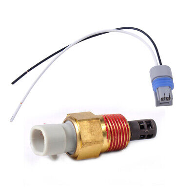 Intake Air Temperature Sensor Connector 2pcs/kit fit for IAT MAT ACT 25037334