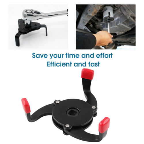 Carbon Oil Filter Two Way Wrench Removal Tool Fully