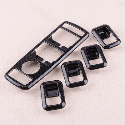 5stk Tuer Fenster Schalterabdeckung für Mercedes Benz A B C E GLS G GLK GL CLA