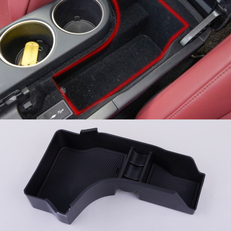 Armrest Storage Box Tray Container Organizer for Lexus IS200t IS250 IS300 IS350