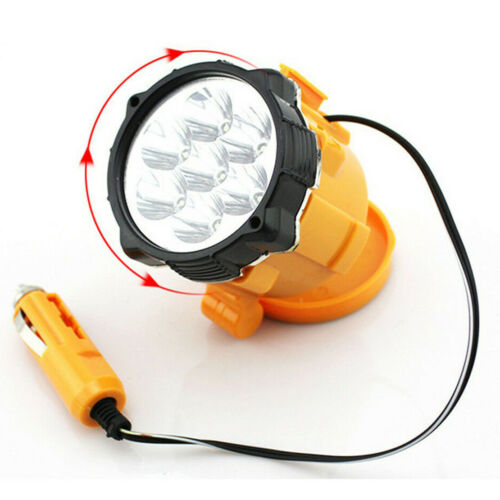12v Car Cigarette Lighter Magnetic Emergency Spot Lamp
