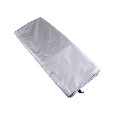 For Portable Generator 25 Grey Storage Cover Weather-resistant Dustproof