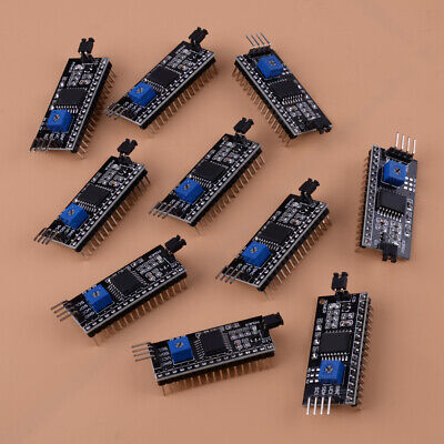 10pcs Iic I2c Serial Interface Module Board In 2004 Lcd1602 Lcd Adapter Plate T1