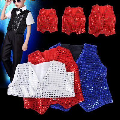 Neu Kinder Tanzkleidung Hip Hop Jazz Turnierkleid Party - Neue Hip Hop Kostüme
