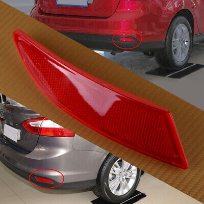 Rear Bumper Reflector Left Side for Ford Focus 2012 on