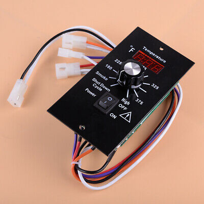 Digital Thermostat Pellet Grill Control Board Fit for Traeger Pellet BBQ Grill