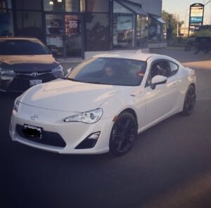 2016 Scion-FRS (Pearl White) - Automatic