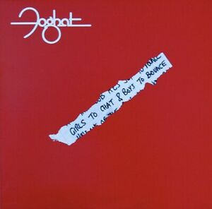 Vinyl record - Foghat - Girls to Chat Boys to Bounce - $10