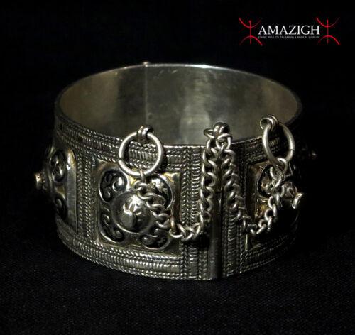 Old Fine Berber Bracelet – KHENIFRA – North Morocco