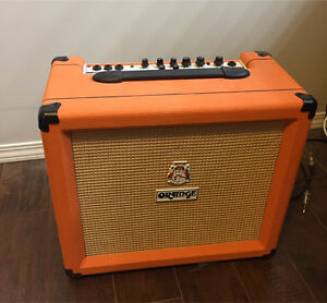 FOR SALE:  Orange Crush 35LDX Amp Like New!