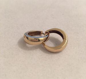 9ct Gold Hoop Earrings Mandurah Mandurah Area Preview