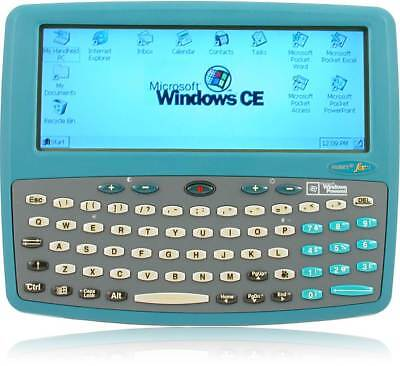 Husky Itronix Fex21 QWERTY Touchscreen Computer Windows CE Handheld PC 2000