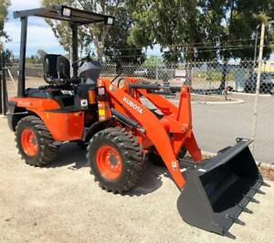 Kubota R430 Wheel Loader Kewdale Belmont Area Preview
