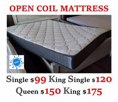 TOP Quality Spring Mattress - Pillow Top/Latex/Memory MATTRESS