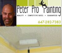 PETER PRO PAINTING: Starting at $99/Room-QUALITY-AFFORDABLE WORK