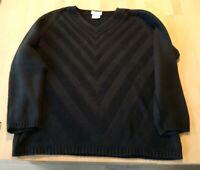 Bonita Pullover,  Gr. XL, dunkelblau mit V-Ausschnitt, guter Zust Nordrhein-Westfalen - Unna Vorschau