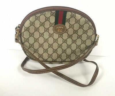 Authentic Vintage Gucci Ophidia Monogram Crossbody Bag