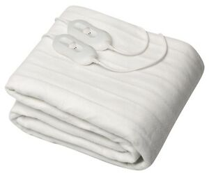 Electric blanket queen size dual control Mosman Mosman Area Preview