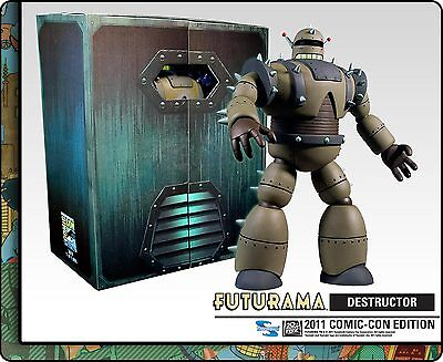 Futurama Destructor - Limited Ed. 2011 SDCC Exclusive
