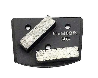 Diamond Grinding Disc Bar Segment Lavina Edco Floor Grinder Grit 30 Medium Bond