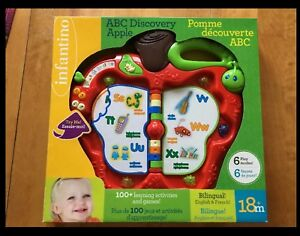 Interactive Bilingual learning toy