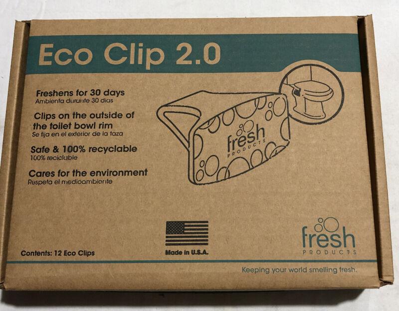 Fresh Products Eco Bowl Clip 2.0 Cotton Blossom 12/ Box EBC-F-0121072M-06