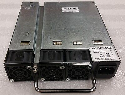 "Dell/Force10 S60-PWR-AC-R Power Supply + Fans Unit PSU ""Reverse"" for S60 Switch"
