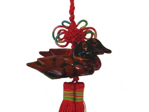 Feng Shui Mandarin Duck Charm