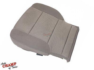 2014-2019 GMC Sierra SLE SLT HD Z71 -Driver Side Bottom Cloth Seat Cover