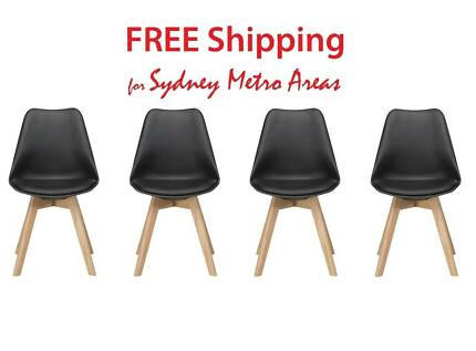 Clearance SALE - Faroe Dining Chair (Set of 4)