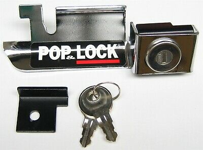 Pop and Lock PL2310C Manual Tailgate Lock