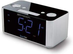Emerson CKS1708 Smart Set Radio Alarm Clock