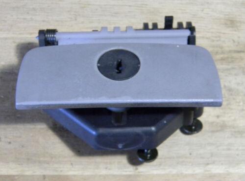 Buick LaCrosse Glove Box Door Latch Handle Grey 05-09