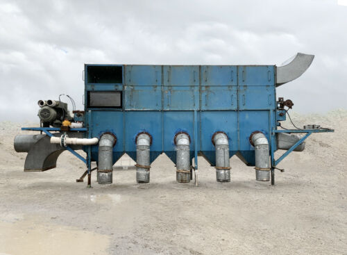KERMATROL 5-Station Dust Collector