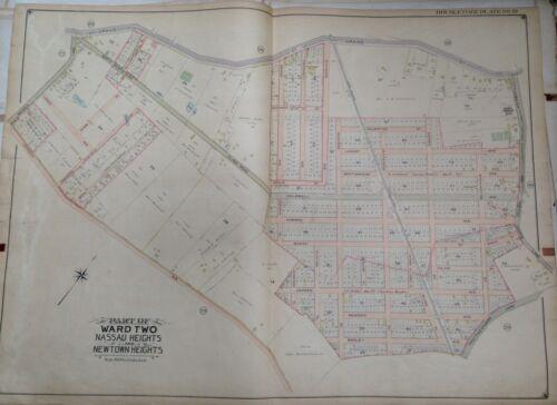 1907 EAST VILLAGE P.S. 188 MANHATTAN NY ATLAS MAP