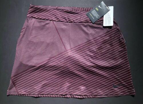 NWT Nike Womens Dri-Fit Printed Golf Skort / Skirt Shorts Sz S 929861