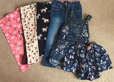 used baby girls clothes bundle 18-24 months