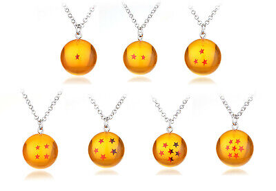 DRAGONBALL Z DRAGON BALL PEDANT NECKLACE